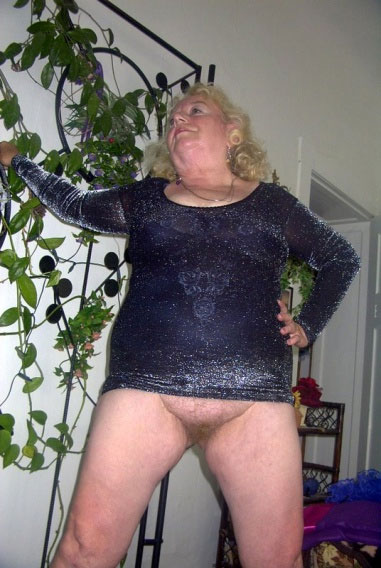 Fat hairy granny pictures